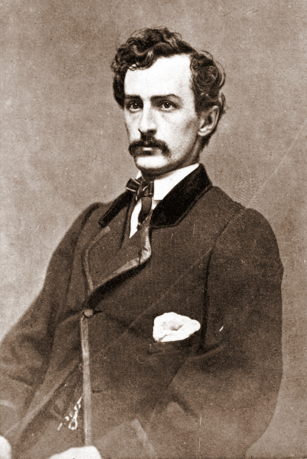 John Wilkes Booth Quotes Quotesgram
