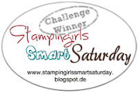 Stampingirls Smart Saturday