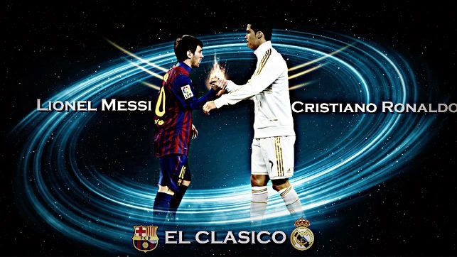El Clasico: Lionel Messi vs Cristiano Ronaldo October 26 2013