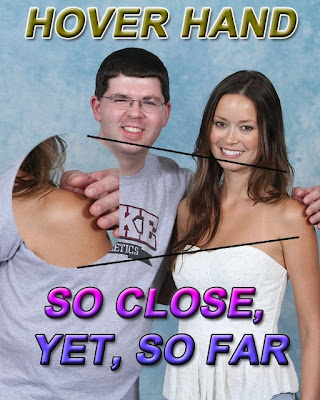 So Close, Yet So Far - Hover Hand