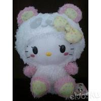 Brand New Hello Kitty Sanrio White Pink