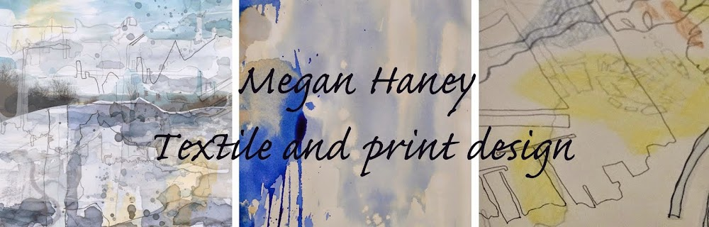 Megan Haney Textile and Print Design