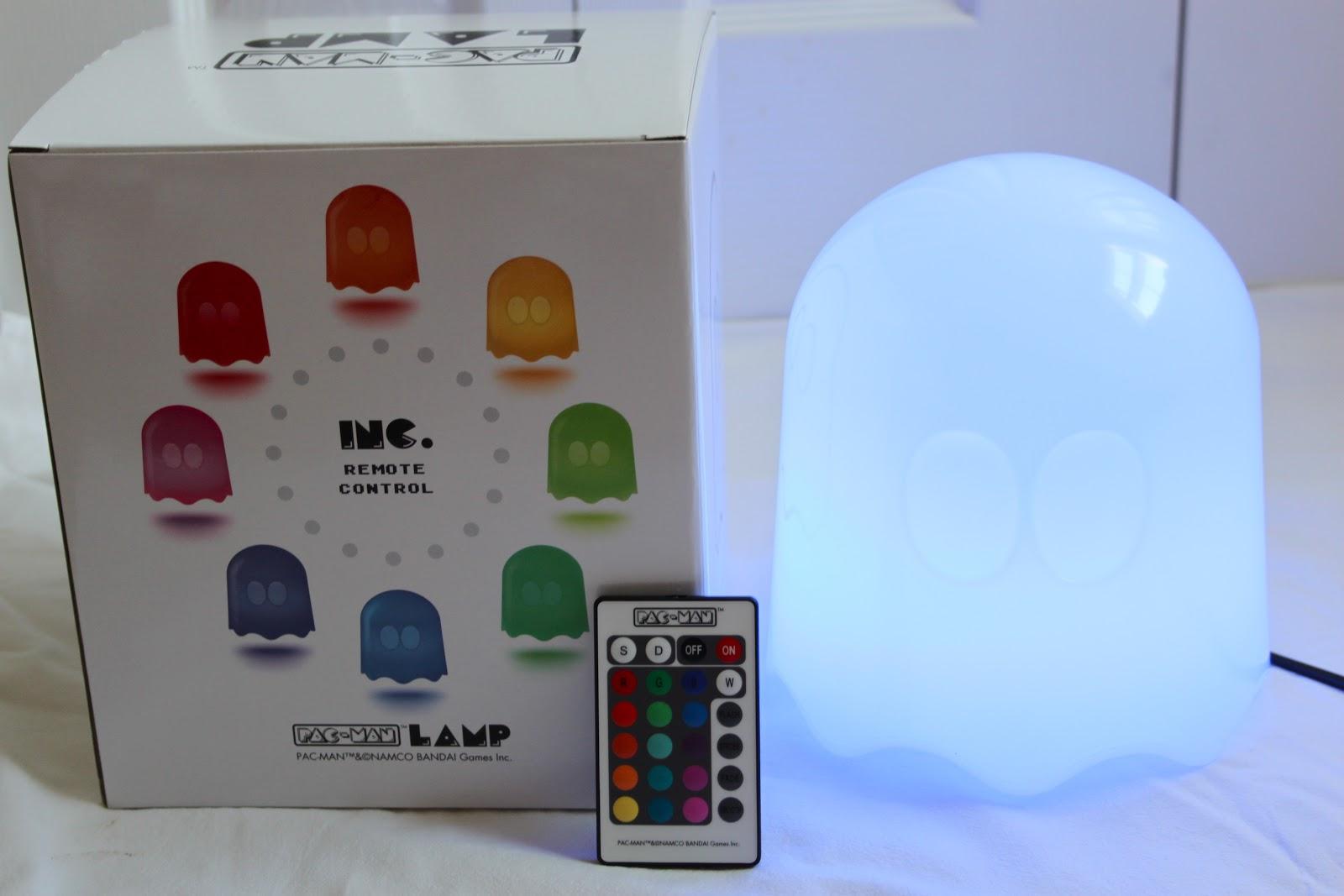 Lampe Pac Man Ghost La Lampe Pacman Fant 244 Me 224 Led