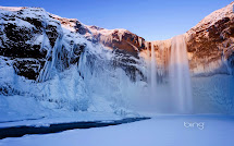 Bing Waterfall Iceland
