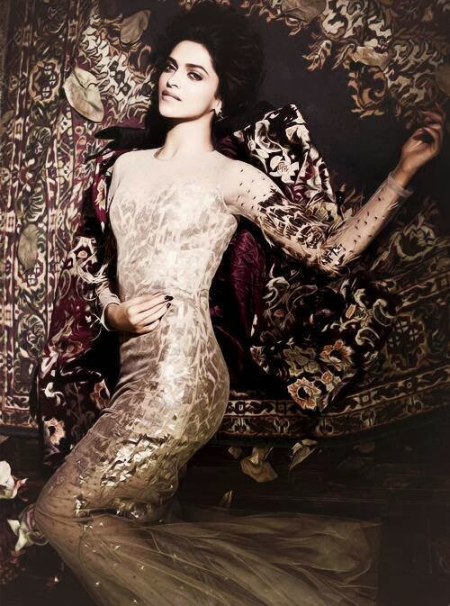 Deepika Padukone in Vogue India Magazine 3