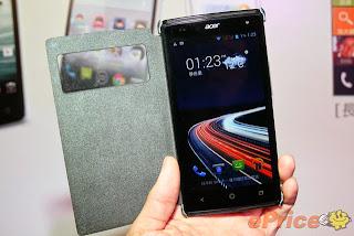 Acer Liquid Z5 Smartphone Android Dengan Tampilan Windows Phone