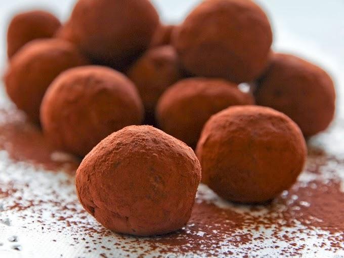 Resepi Coklat Truffles