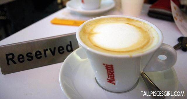 Musetti coffee: Cappuccino