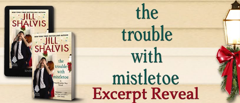 The Trouble With The Mistletoe Excerpt Reveal