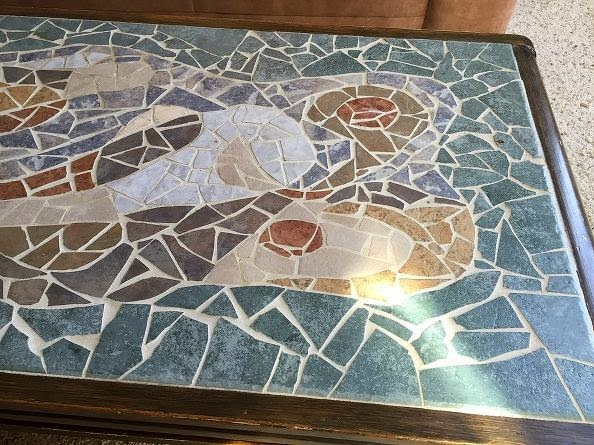 the last years, the most popular mosaic material