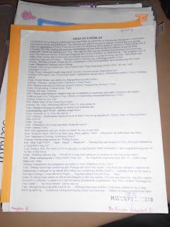 sinag sa karimlan Filipino 8 part5 1 89 panitikan sa panahon ng kasarinlan mga aralin dula: sinag sa karimlan ni dionisio salazar mga aspekto ng pandiwa.
