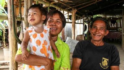 Erziehung Kinder Thailand