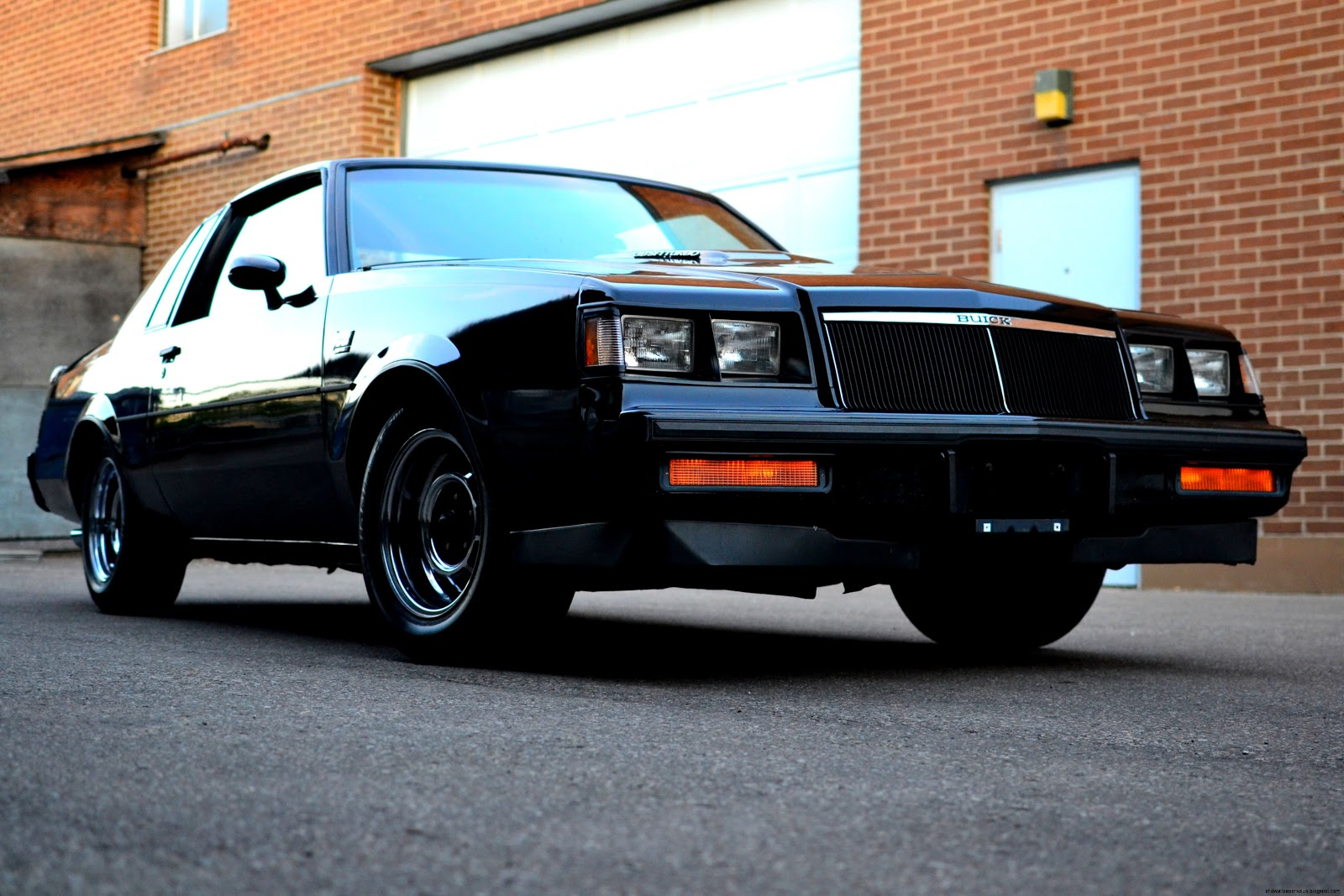 2014 Buick Grand National GNX