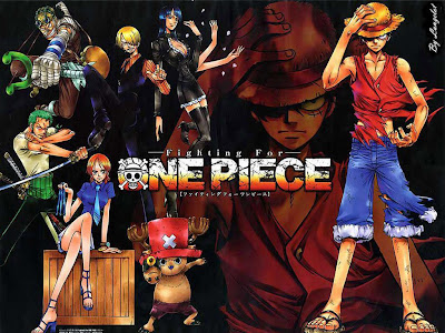 ONE PIECE CHAPTER 27~36