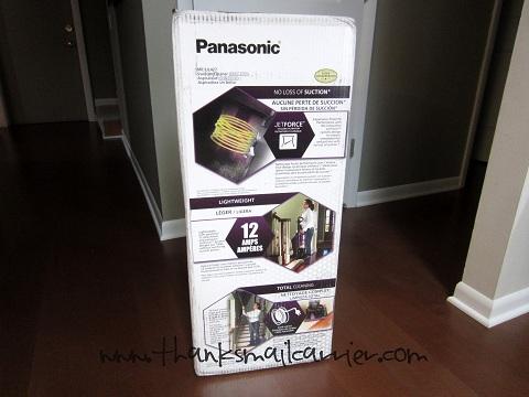 Panasonic JetForce Vacuum review