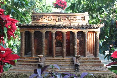 Lincoln Memorial replica