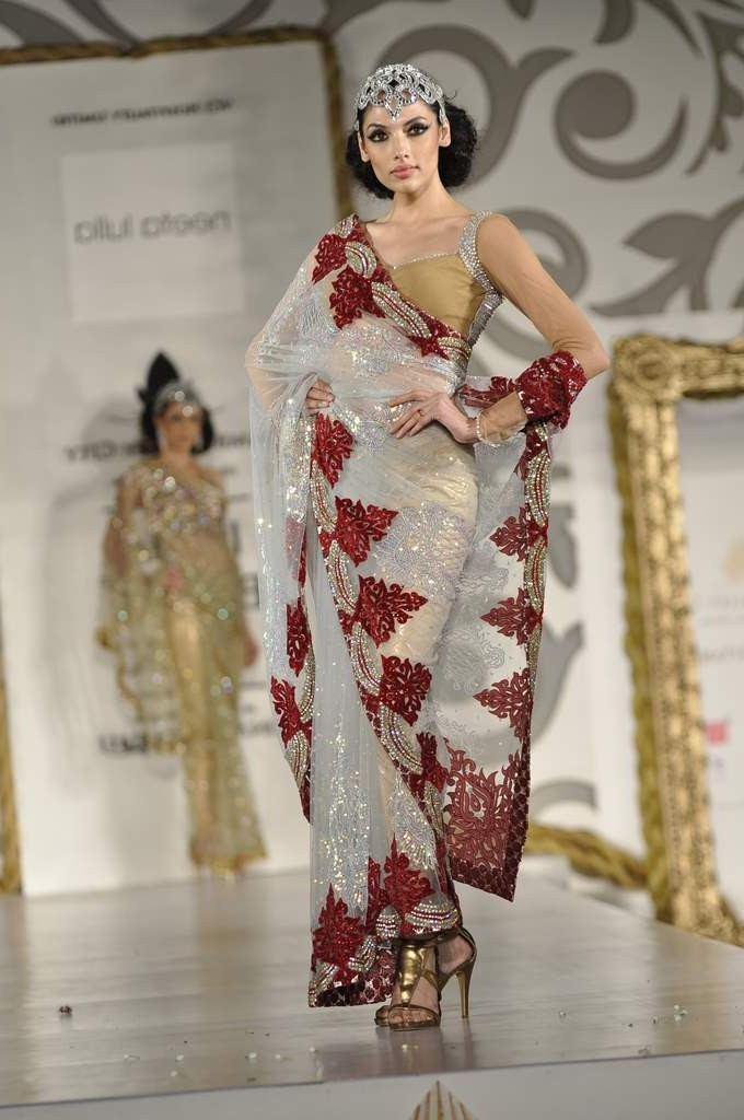emoo fashion neeta lulla designer saree collection 2012