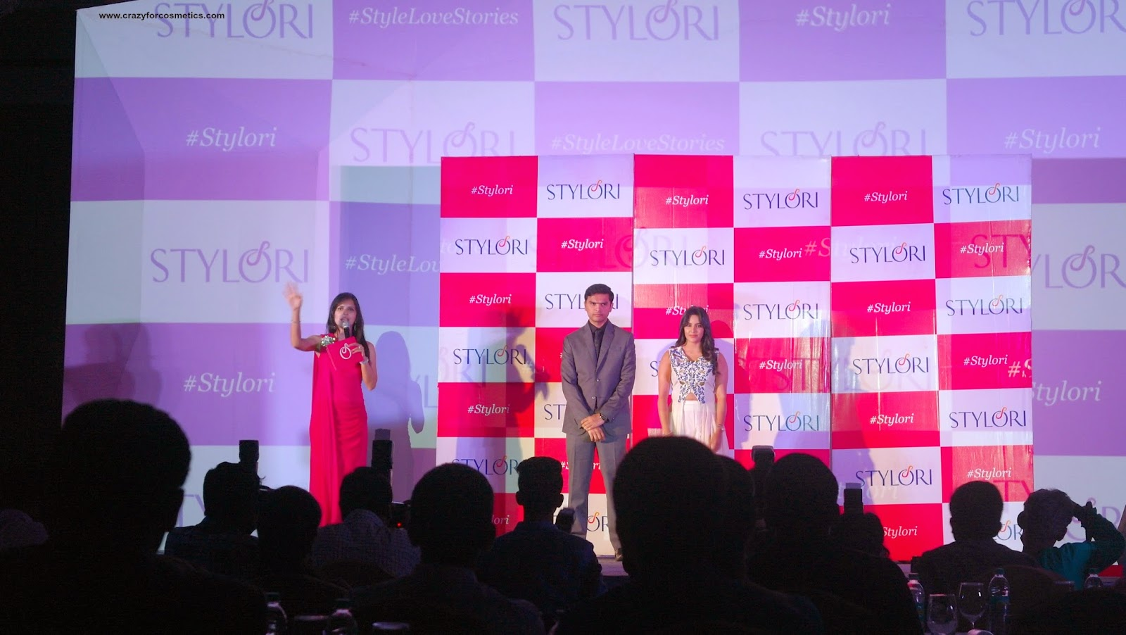 Priya Anand launches Stylori