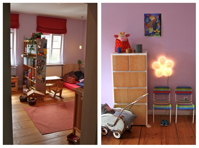 fuchs hase backsteinhaus kinderzimmer. Black Bedroom Furniture Sets. Home Design Ideas