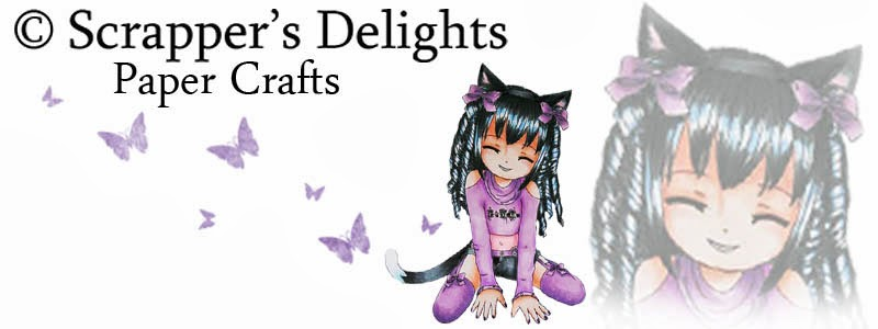 Scrapper's Delights Paper Craft Blog