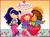 #8 Strawberry Shortcake Wallpaper