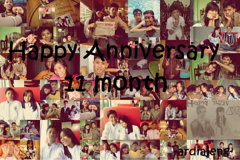 """... for """"Ucapan Anniversary Buat Pacar Jarak Jauh"""" – Calendar 2015"""