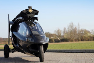 PAL-V, auto volador del futuro