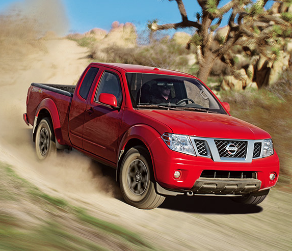 2014 Nissan Frontier King Cab Pro-4X Lava Red