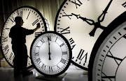 Um grupo de alunos do secundário fezme algumas perguntas sobre o tempo para .