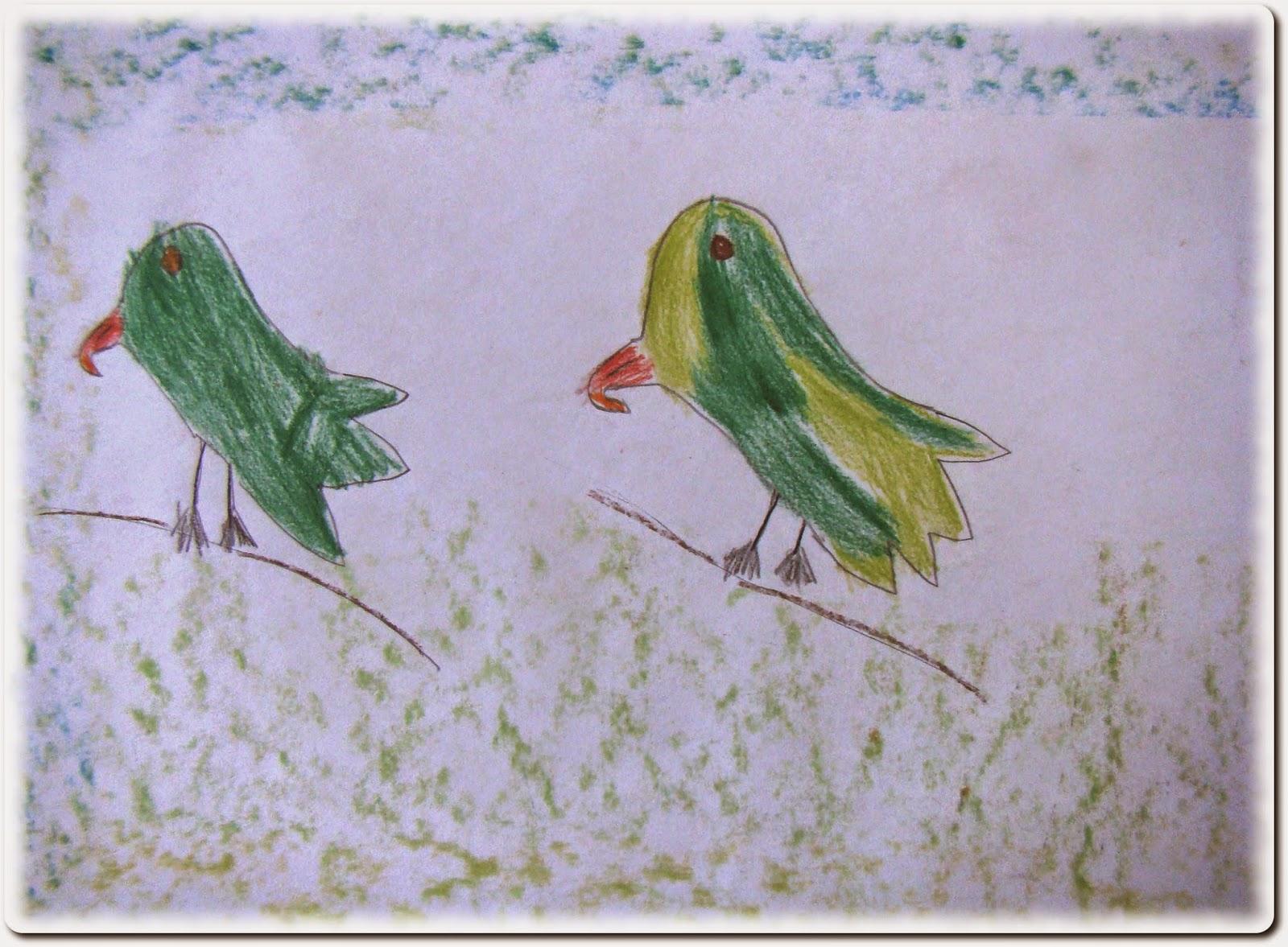 'Pássaro livre'