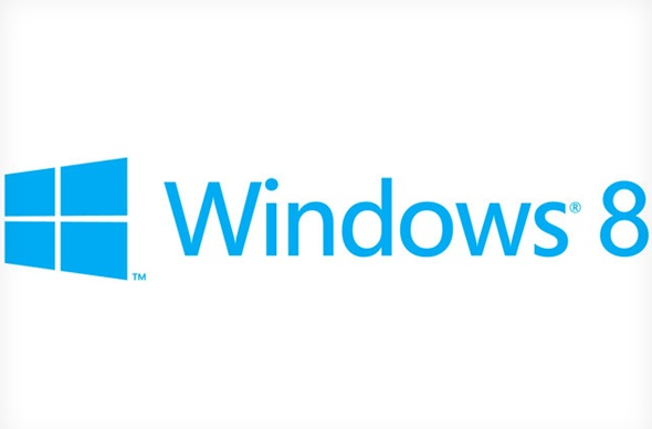 windows 8 official logo wallpaper image photos pictures background