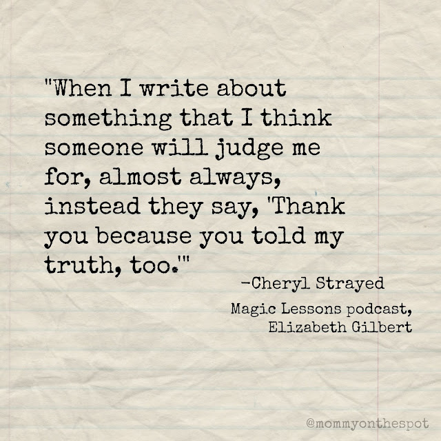 Cheryl Strayed Magic Lesson Elizabeth Gilbert Erin Janda Rawlings