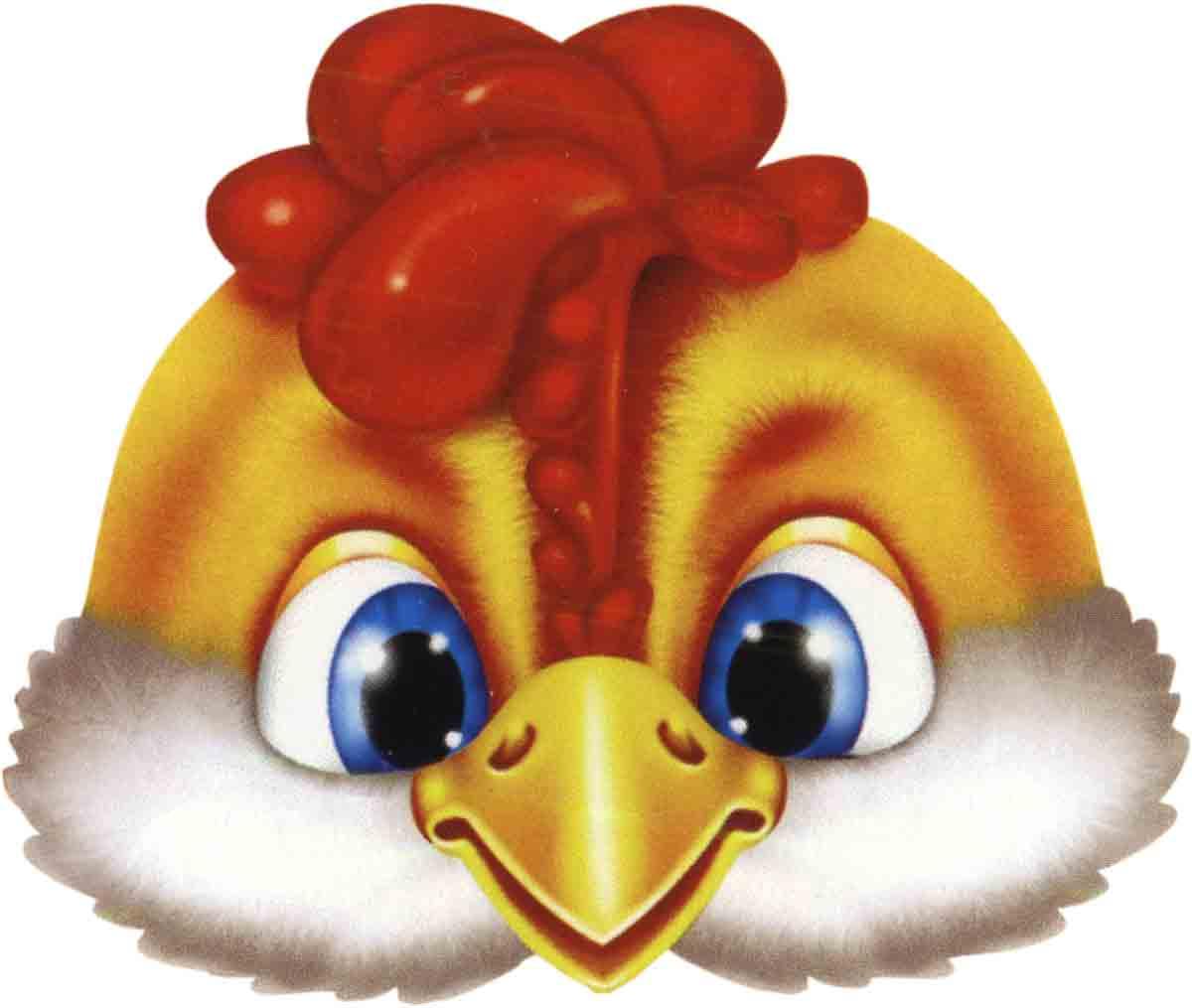Картинка для детского сада лиса
