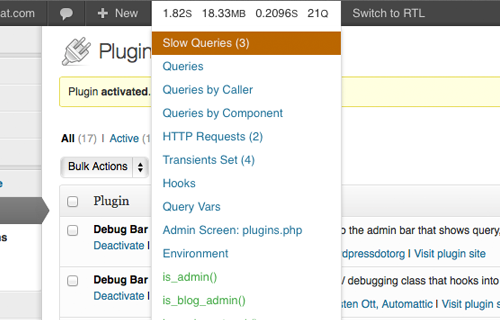12 Essential Plugins For WordPress Developers