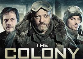 the Colony - Poster 0001 | A Constantly Racing Mind