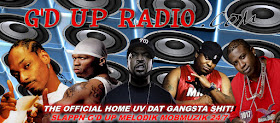 Listen To G'D Up Radio Live!