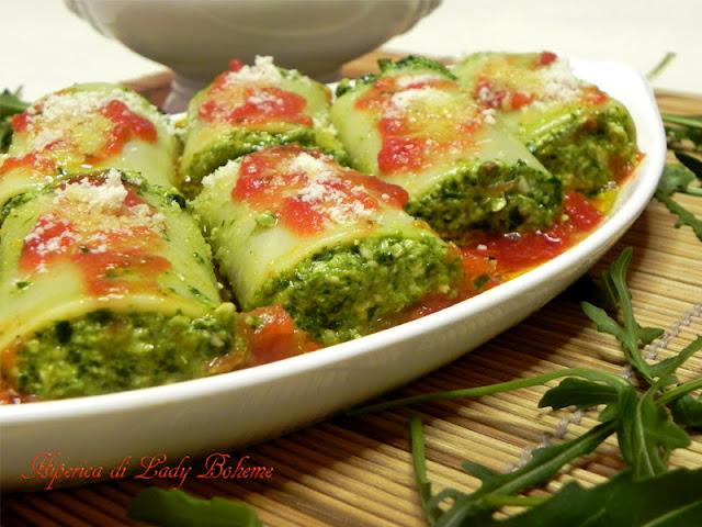 hiperica_lady_boheme_blog_di_cucina_ricette_gustose_facili_veloci_paccheri_ripieni_con_pesto_di_rucola_4