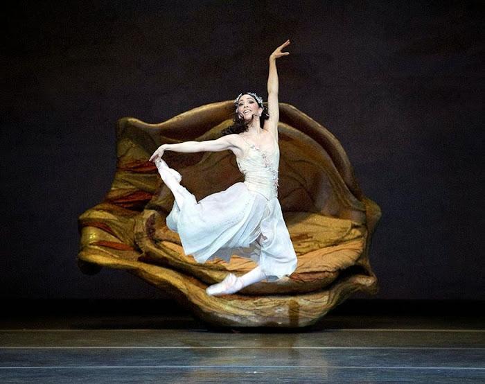 Lorna Feijoo. Bailarina