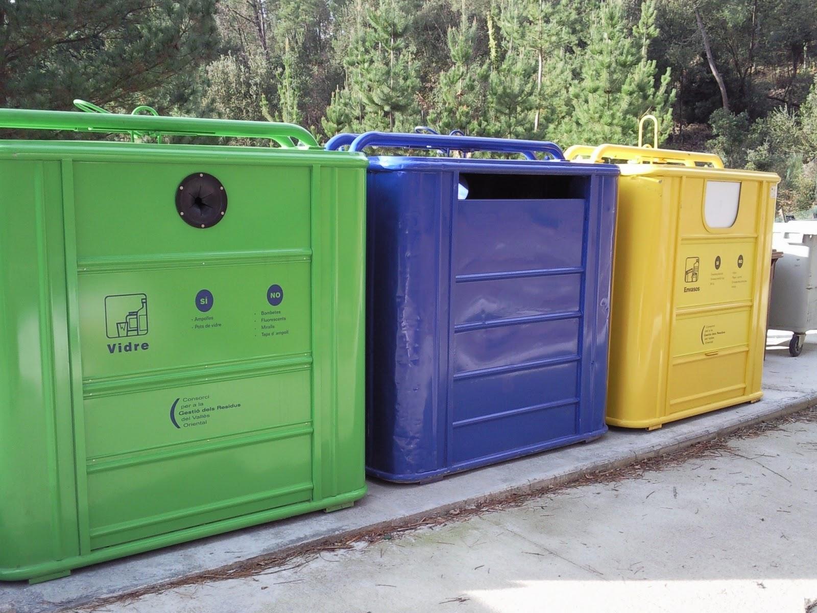 Movilex contenedores de reciclaje qu se echa y qu no - Contenedores de reciclar ...