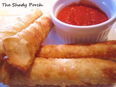 Mozzarella Sticks by The Shady Porch