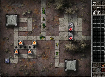 GemCraft Labyrinth walkthrough strategy.