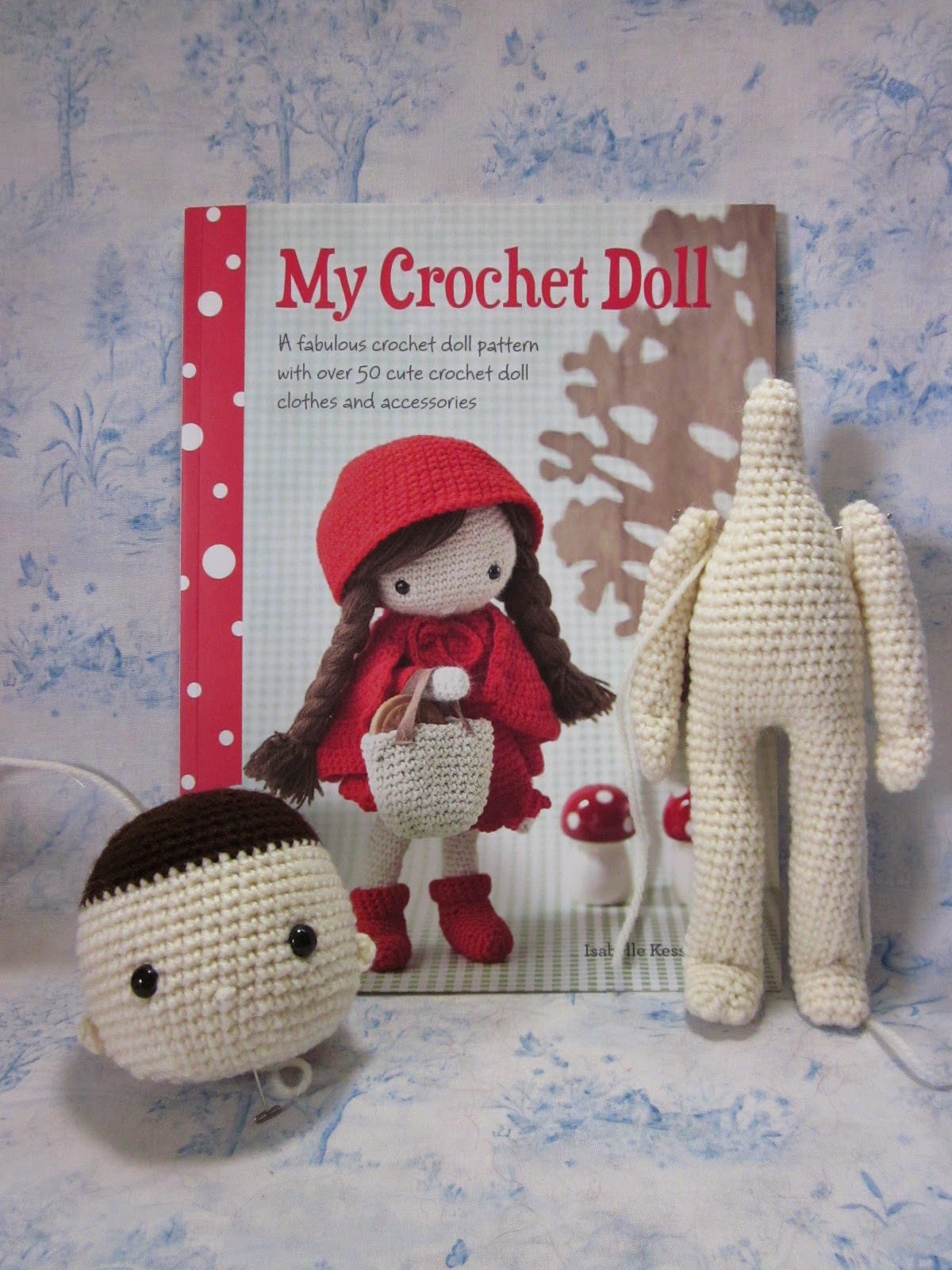 Crochet Doll Pattern Amazing Inspiration Design