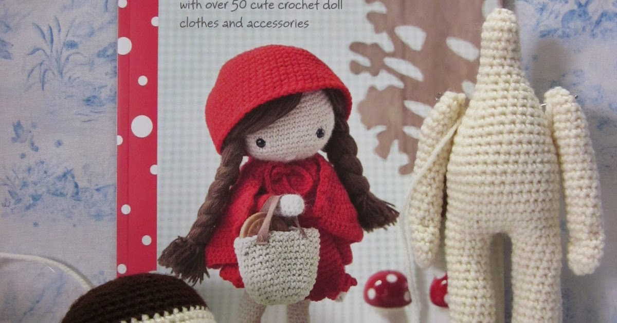 Amigurumi Doll Arms : By hook by hand my crochet doll by isabelle kessedjian