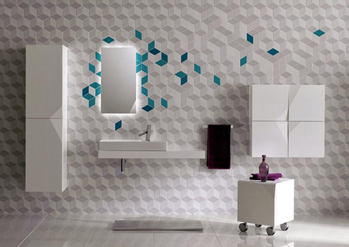 Salle de bain decoration murale – sariva.net