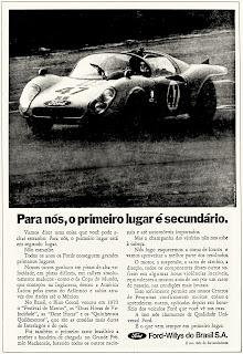 anos 70; propaganda na década de 70; história dos anos 70; brazilian cars in the 70s; Oswaldo Hernandez;