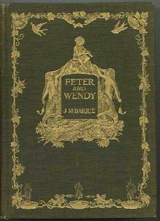 JM Barrie – Peter Pan (Peter and Wendy)