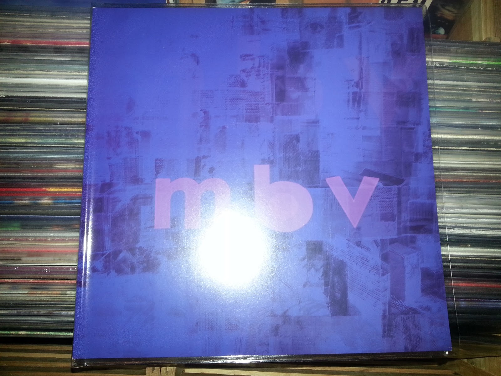 ... Valentine   M B V Vinyl. Yesterday It Finally Arrived, 22 Years After  The Last Album Was Released. My Bloody Valentines New Album Arrived In The  Mail!
