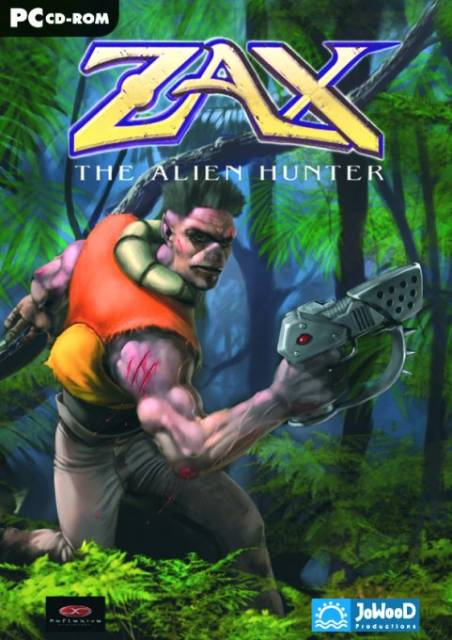 Zax The Alien Hunter Full [PC-Game] Descargar