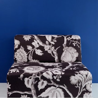 Floral Fabric Upholstery service Interior Decorator Brisbane