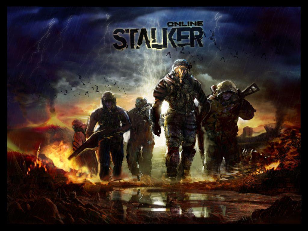 скачать игру сталкер онлайн с официального сайта - фото 10
